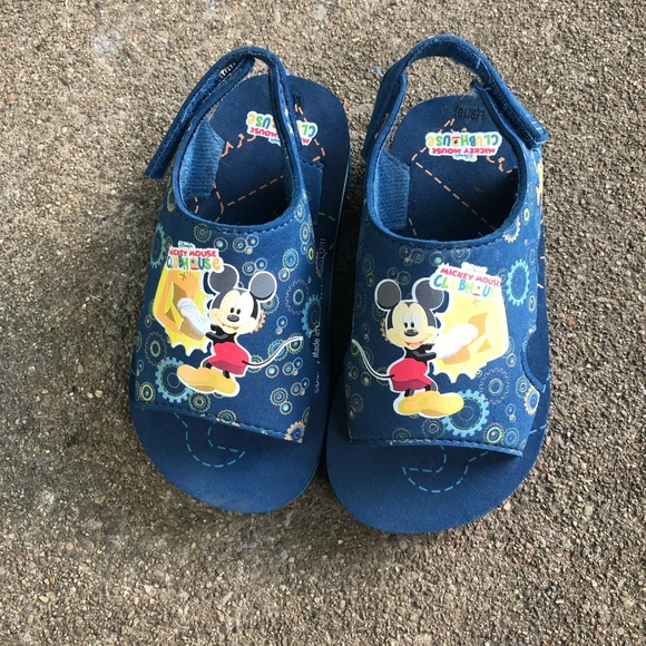 Mickey Mouse Clubhouse Kids Sandals